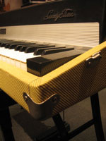 Rhodes 73 customized by Piano Höllriegl